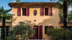 La Villa du Pigonnet | Hôtel Le Pigonnet Villa, Cozy Backyard, Glazed Tiles, Aix En Provence, Window Shutters, Local Attractions, Garden Photos, Common Area, State Art