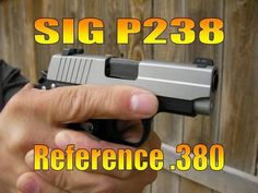 "Sig P238:  ""Reference .380"" by Nutnfancy"