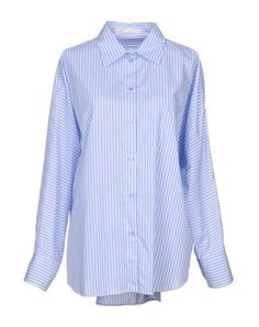 LIVIANA CONTI Women's Shirt Sky blue 6 US
