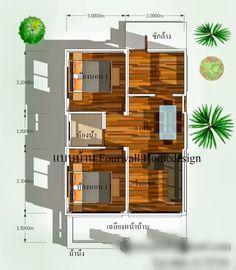 เจ๋งมาก! สร้างบ้านด้วยงบ 6 แสนบาท คุมงานเองทุกขั้นตอน เข้าไปดูในบ้าน คุ้มค่าเกินบรรยาย
