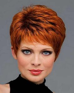 hair cuts /styles for mature short thin fine hair - WOW.com - Image Results
