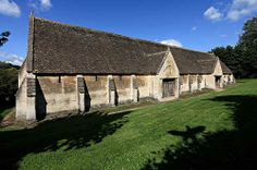Cathedrals of the Land: Britain's Medieval Barns