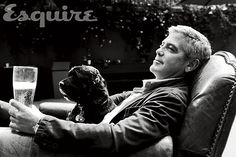 George Clooney and Einstein