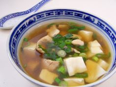 Tofu Suppe