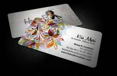Chic makeup artist business card template makeup artist business hair and makeup artist business cardsg 573375 reheart Image collections