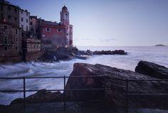A Winter Storm - Tellaro di Lerici - ITALY by Alessandro Biggi on 500px