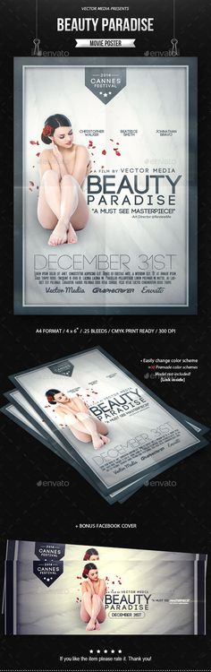 Dusk  Movie Poster  Dusk Movie And Flyer Design Templates