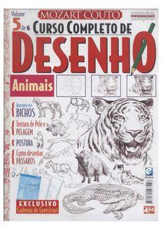 Curso completo de desenho (animais)