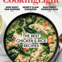 Cooking Light – March 2018: PDF, Magazines, topcookbox.com