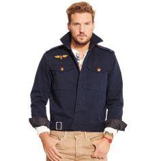 Twill Eisenhower Jacket - Denim & Supply  Cloth - RalphLauren.com