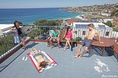Bondi Beachouse YHA - rooftop