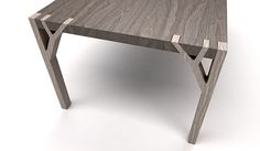 Y-TABLE by Christophe KUHNER, via Behance