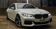 2017 BMW 740i, 750i xDrive Sedan Design & Performance