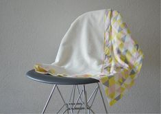 Baby gift Baby shower gift Baby blanket Newborn receiving blanket Baby swaddle Nursery decor Baby girl gift Organic baby gift by blota