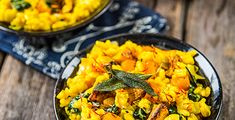 Recipe: Butternut Squash Risotto. From our friends at Vega