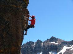 Escalar, otra manera de ejercitarse al aire libre