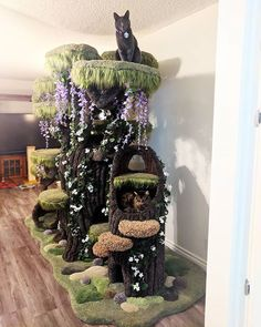 58 Best Things for Cats images in 2019 | Cats, Cat furniture