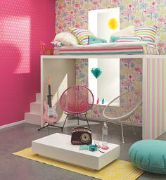 26 besten kinderzimmer bilder auf pinterest tapeten wolle kaufen und malen. Black Bedroom Furniture Sets. Home Design Ideas