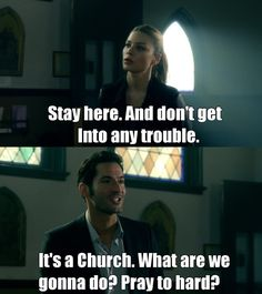 TVShow Time - Lucifer S01E09 - A Priest Walks into a Bar                                                                                                                                                                                 Mehr