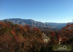The mountain views are Absolutely Majestic in this three bedroom getaway! This home is perfect for great family adventures in the Great Smoky Mountains where wonderful times are bound to be had by all. Located just minutes from downtown Gatlinburg and convenient to all area attractions. #fun #mountain #cabin #view