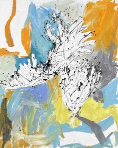 Georg Baselitz, deutscher Maler und Bildhauer, * 23. Januar 1938