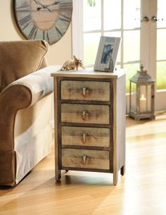Weathered Coastal Chest #kirklands #coastalliving