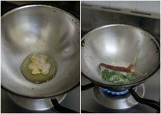 Recipe for kongunad thayir kuzhambu made with pachai masala (raw masala). Zucchini, Pumpkin Yogurt, Coconut Milk Chicken, Yogurt Bowl, Plain Yogurt, Coriander Seeds, Curry Leaves, Cooking, Recipes