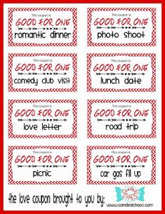 The Love Coupon Book by Candied Chaos Coupon Books For Boyfriend, Gifts For Boyfriend Long Distance, Coupons For Boyfriend, Diy Gifts For Boyfriend, Birthday Gifts For Boyfriend, Valentine Day Gifts, Valentines, Boyfriend Ideas, Valentine Ideas