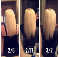 24 days on It Works! hair Skin Nails!! Ask me how to get longer fuller hair with FAST results!! Michellefpetalwraps.myitworks.com