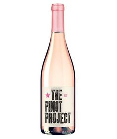 The Pinot Project Rosé 2015 - Easy on the pocket and the palate, this fruit-forward bottle made from Pinot Gris grapes is unoaked to enhance its pleasant cherry- and rose-scented (yes—like the flower) aroma.