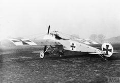 GERMAN AND ALLIED FIRST WORLD WAR AIRCRAFT