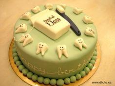 Dental cake