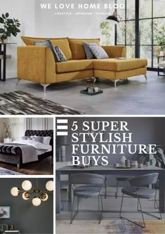 I've teamed up with Furniture Village to share my top 5 picks from their HUGE range of interior goodies in their Black Friday sale Interior Design Advice, Interior Styling, Divan Sets, Furniture Village, Living Room Furniture, Rustic Furniture, Outdoor Furniture, Cool Apartments, Table And Chair Sets