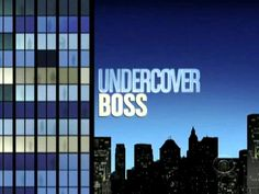 Suddenly got into this show. Undercover boss U.S and Canada