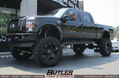 #lifted #ford #truck
