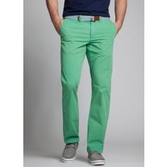 wasabi green chinos by Bonobos