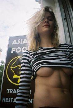 For Fans Of The Underboob