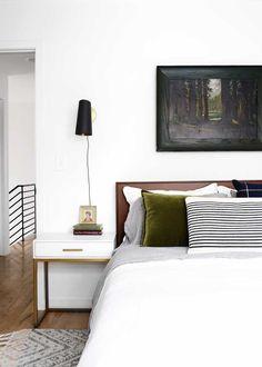 minimal bedroom decor #style #interiordesign