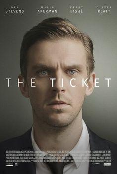 The Ticket Movie Poster Dan Stevens