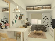 100 Best small condo images in 2019 | Living Room, Future house ...