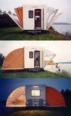 Camping med stil - Boligliv