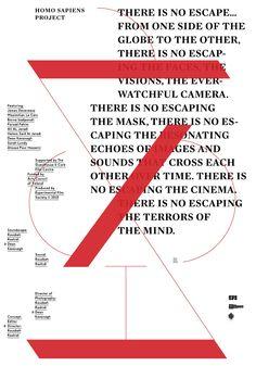 pouya ahmadi - typo/graphic posters
