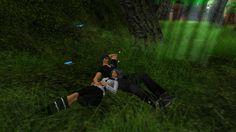 Ein Ort zum Träumen, das Apfelland in Second Life. Viele Herzen haben sich hier gefunden, auch im realen Leben....