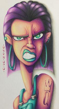 Por que aveces tenemos rabia!  #art #portfolio #myartstyle #drawing Disney Characters, Fictional Characters, Drawing, Disney Princess, Art, Rage, Art Background, Drawings, Kunst