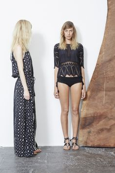 bohemian looks for for the summer