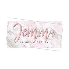Lashes, Marble, Logos, Beauty, Instagram, Eyelashes, Granite, Marbles, Logo