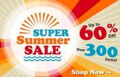 Over 300 items on SALE at Collections Etc.
