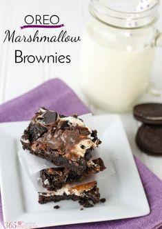 OREO marshmallow bro