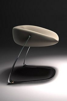 Martian Chair by Stephen Tierney