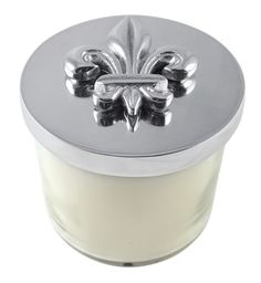Mariposa 'At Home' Fleur-de-Lis Candle